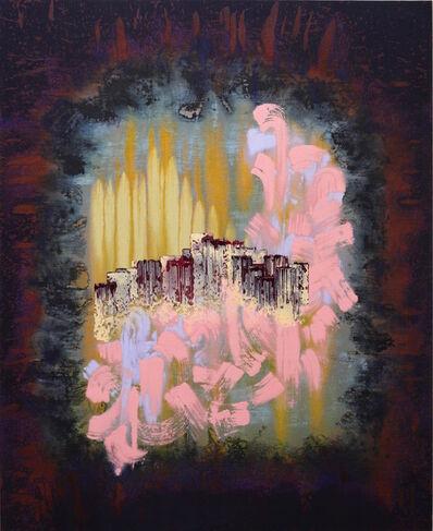 Bryan Ricci, 'Blue of Distance. ', 2016