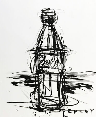 Steve Penley, 'COKE BOTTLE STUDY', 2012