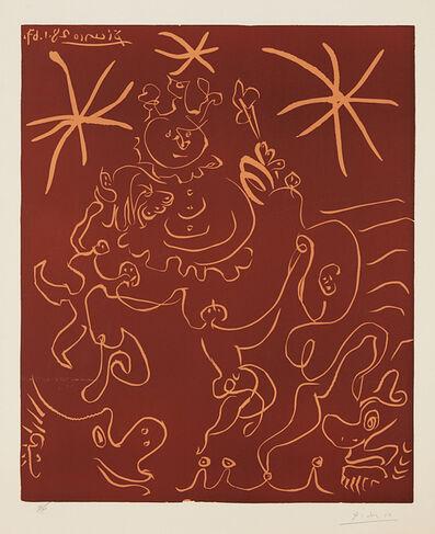 Pablo Picasso, 'Carnival', 1967