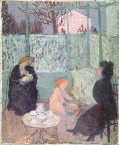 Maurice Denis, 'The Balloon on the Veranda', 1901