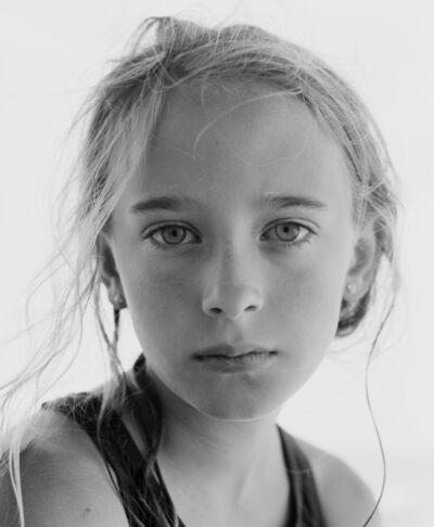 Matt Eich, 'Madelyn at age 10, Ocracoke Island, North Carolina', 2010
