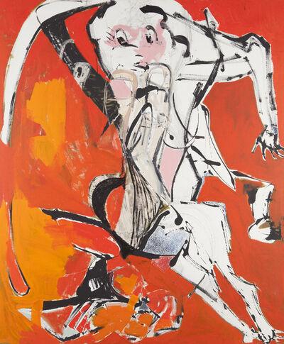 Linda Hackett, 'Dali Cat', 2013