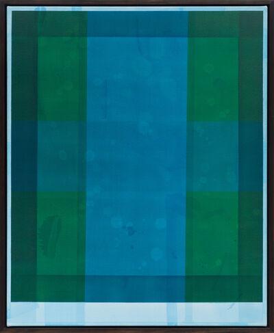 Maximilian Daniels, 'Green Control', 2019