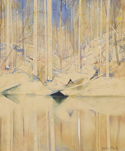 Arthur Boyd, 'Forest Sketch no 2', 1976-1977