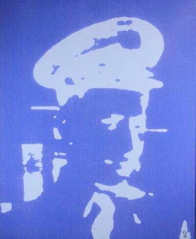 Oscar Lubow, 'Blue Officer', 1997