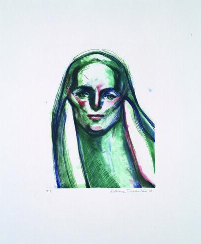 Katsura Funakoshi, 'The Green Sphinx', 2008