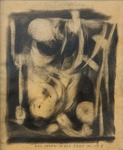 Fritz Winter, 'Der Samen in der Erde', 1944