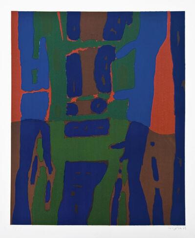 Antonio Corpora, 'Abstract 1', 1969