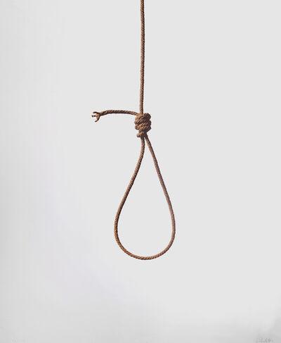 Michelangelo Pistoletto, 'Il cappio (The noose)', 1973