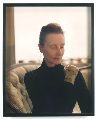 Leigh Ledare, 'Mom with Wrist Brace', 2008