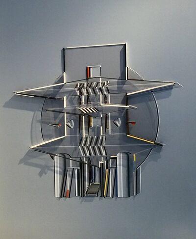 Fabian Tanferna, 'Oriental Pavilion w/Circle ', 2016