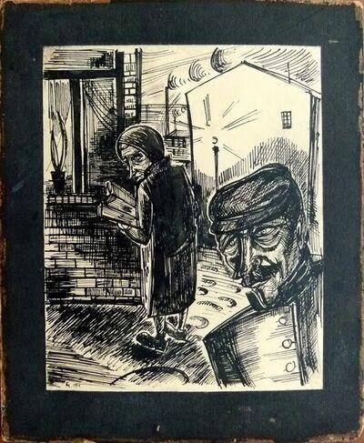 Conrad Felixmuller, 'Untitled ', 1919