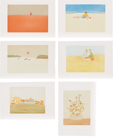 Alex Katz, 'Small Cuts', 2008-09