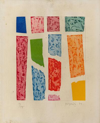 Piero Dorazio, 'Untitled', 1971