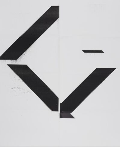 Wade Guyton, 'X Poster (Untitled, 2007, WG1210)', 2017