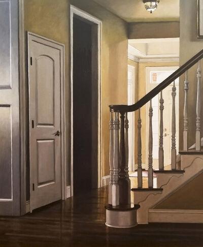 Nick Patten, 'Matt's Foyer'