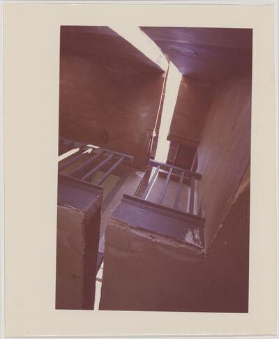 Gordon Matta-Clark, 'Splitting: Interior', 1974