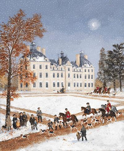 Fabienne Delacroix, 'Chateau de Cheverny', 2019