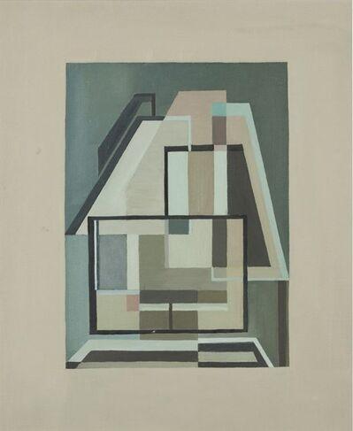 Mario Radice, 'Composizione R.S. 2168', 1968