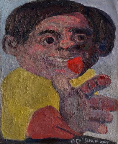 Ben Simon, 'Red Hand', 2014