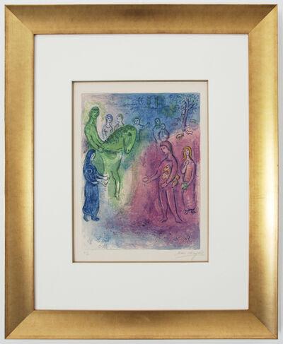 Marc Chagall, 'Arrivée de Dionysophane', 1961