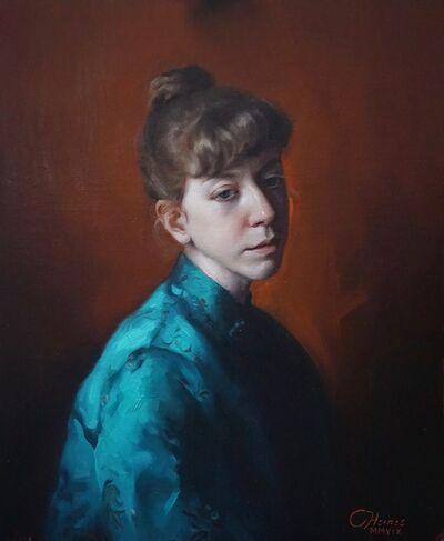 Cornelia Hernes, 'The Jade Kimono', 2019