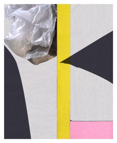 George Byrne, 'Yellow Stripe', 2019