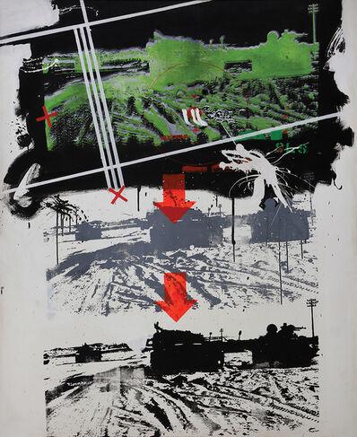 Igael Tumarkin, 'War', 1973