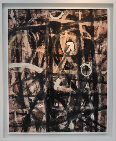 Adolph Gottlieb, 'Interpenetration', 1954