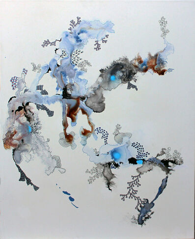 Sheila Giolitti, 'Palazzo Painting #2', 2017