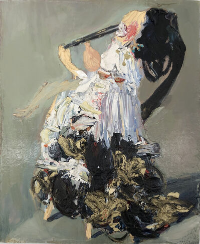 Alida Cervantes, 'Saint Apollonia', 2017