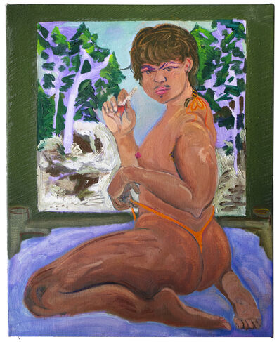 Ricardo Partida, 'Room with a View ', 2021