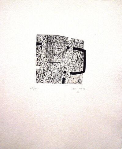 Eduardo Chillida, 'La indetenible quietud IV'