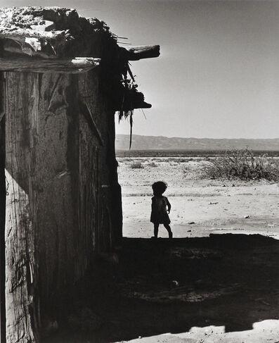 Rodrigo Moya, 'Sombrita, Zona Ixtlera, Coahuila, México', 1965
