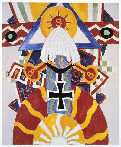 Marsden Hartley, 'Painting Number 49, Berlin', 1914-1915