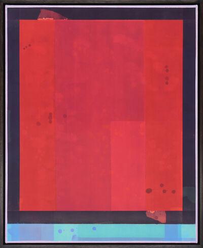 Maximilian Daniels, 'Red dawn', 2018