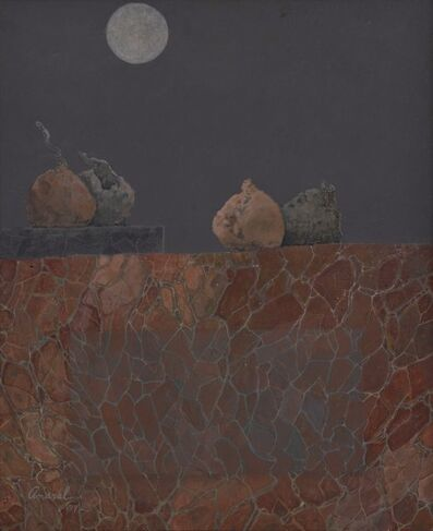 Jim Amaral, 'Moon Fade No. 68', 1987