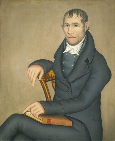 Ammi Phillips, 'Joseph Slade', 1816