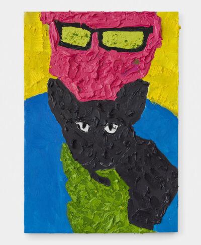 Lwando Dlamini, 'Black Cat', 2020