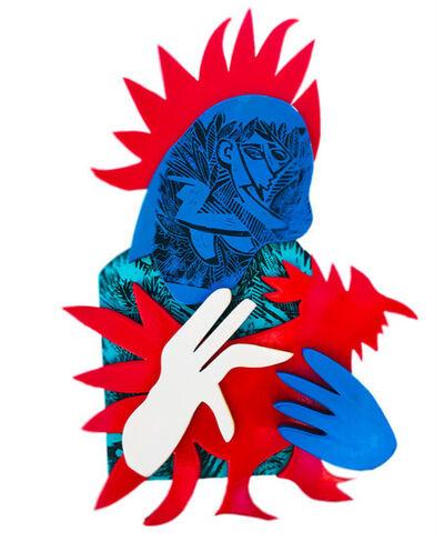 Katya Zvereva, 'Red Rooster ', 2020