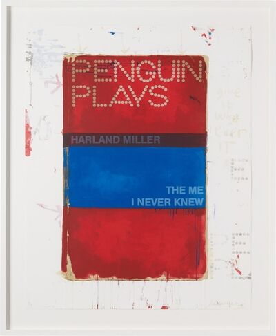 Harland Miller, 'Penguin Plays: The Me I Never Knew', 2013