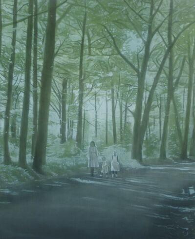 Esther Nienhuis, 'Tracks 1', 2018