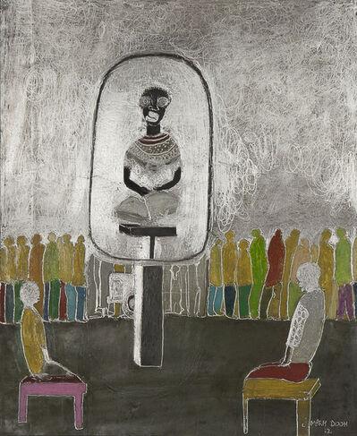 Joel Mpah Dooh, 'Taxi Rank', 2012