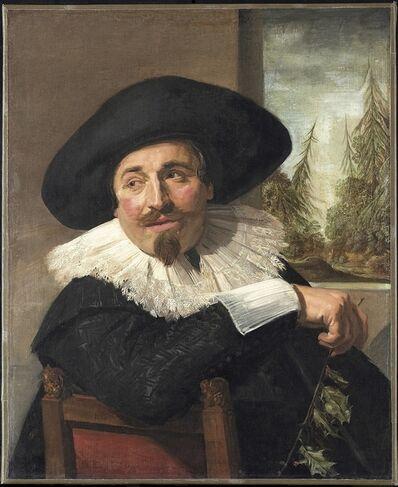 Frans Hals, 'Isaac Abrahamsz. Massa', 1626