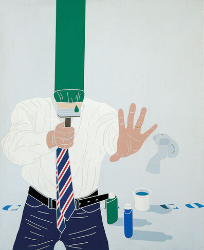 Emilio Tadini, 'Color & Co. (5)', 1969