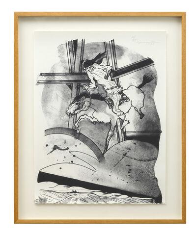 Matsumi Kanemitsu, 'Metamorphosis L.A. I', 1970