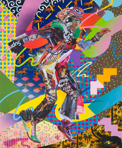 Yoh Nagao, 'Hopman β', 2018