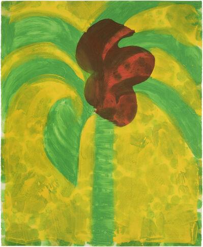 Howard Hodgkin, 'Flowering Palm', 1990-1991