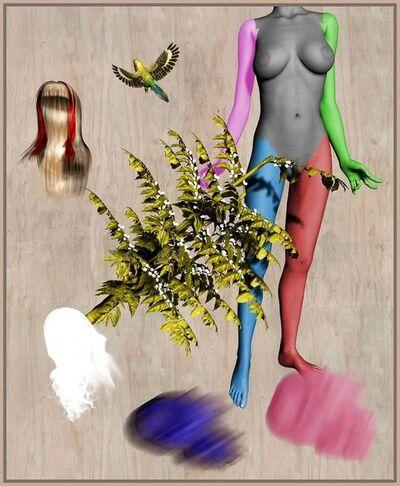 Tim Berresheim, 'RGB (FRAK) II', 2007
