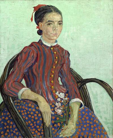 Vincent van Gogh, 'La Mousmé', 1888